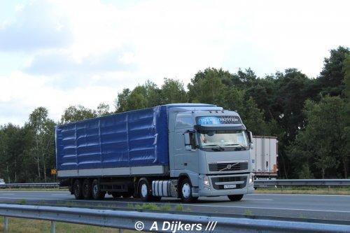 Volvo FH 3rd gen, foto van arjan-dijkers