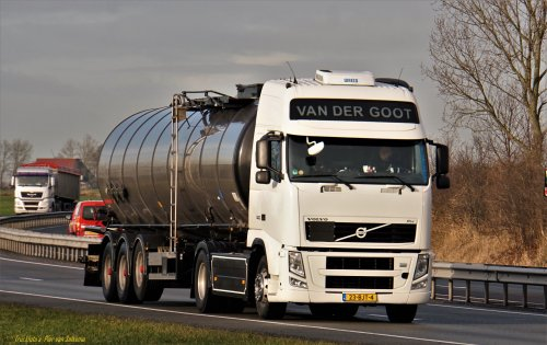 Volvo FH, foto van pierius-van-solkema