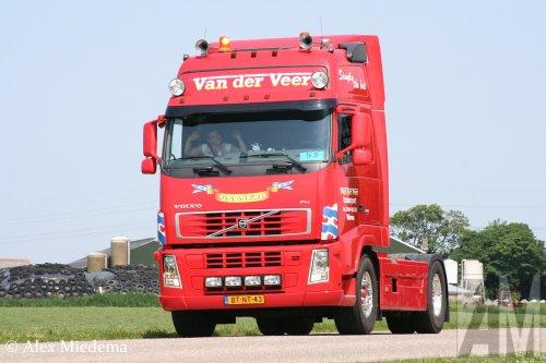 Volvo FH 2nd gen, foto van Alex Miedema