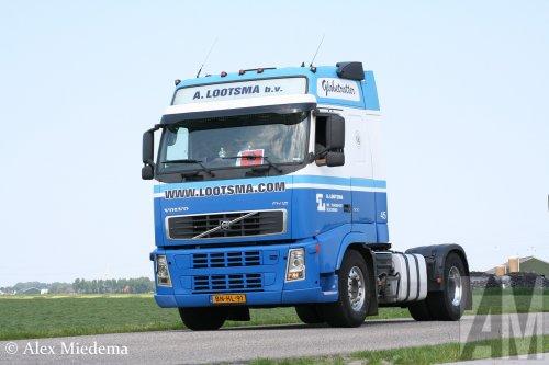 Volvo FH12 2nd gen, foto van Alex Miedema