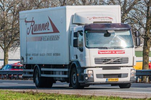 Volvo FE 1st gen, foto van xrayjaco