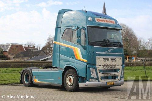 Volvo FH 4th gen, foto van Alex Miedema