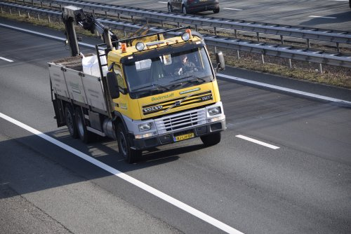 Volvo FM7, foto van NSTF Truck Fotografie