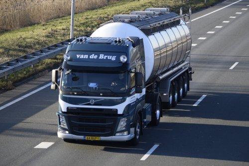 Volvo FM, foto van NSTF Truck Fotografie