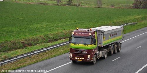 Volvo FH16, foto van hendrik-stiksma