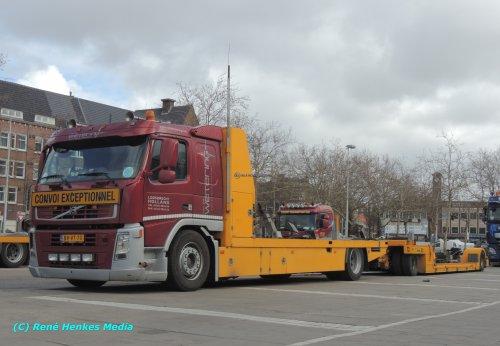 Volvo FM 2nd gen (vrachtwagen), foto van René