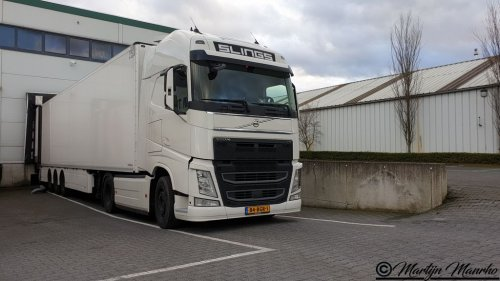 Volvo FH 4th gen, foto van MartijnM71
