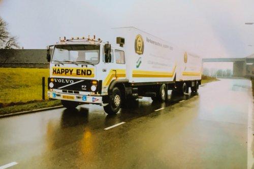 Volvo F7, foto van xrayjaco
