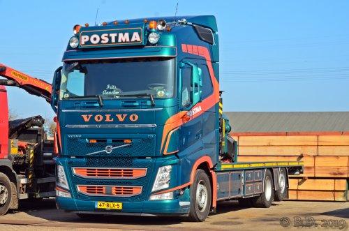 Volvo FH, foto van bernard-dijkhuizen