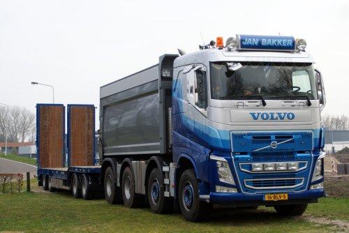 Volvo FH, foto van wietze-koopmans