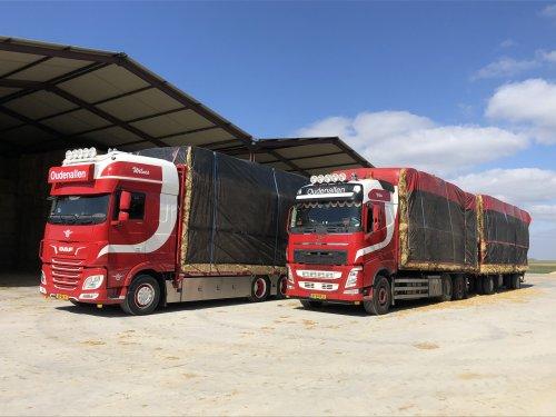 Volvo FH 4th gen (vrachtwagen), foto van colin-haselaar