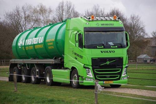 Volvo FH16, foto van jans-eising