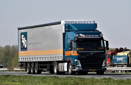 Volvo FM, foto van pierius-van-solkema