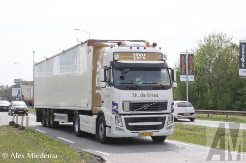 Volvo FH 3rd gen, foto van Alex Miedema