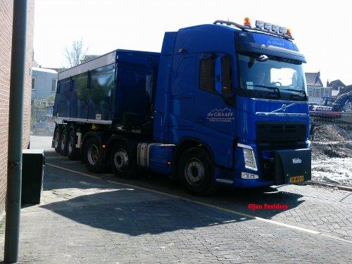 Volvo FH, foto van Jan F