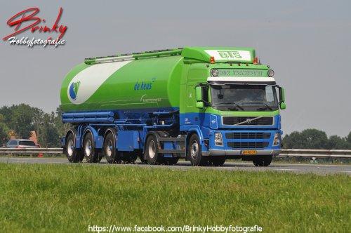 Volvo FM 2nd gen, foto van Wim van den Brink
