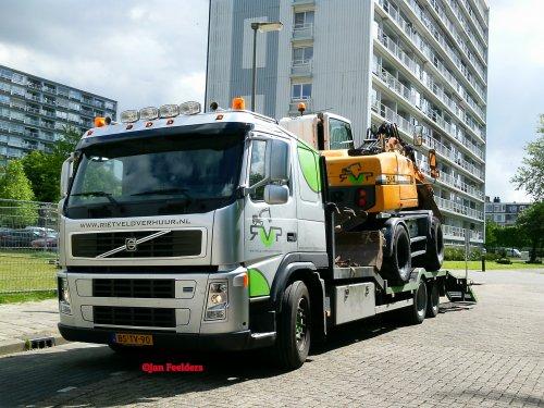 Volvo FM 2nd gen (vrachtwagen), foto van Jan F