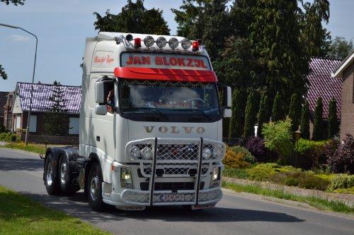 Volvo FH 2nd gen, foto van coen-ensing