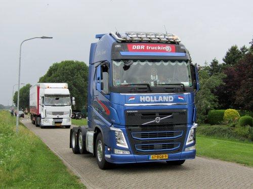 Volvo FH 4th gen, foto van Lucas Ensing