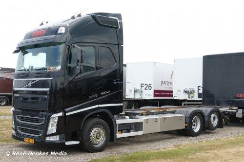 Volvo FH 4th gen, foto van René