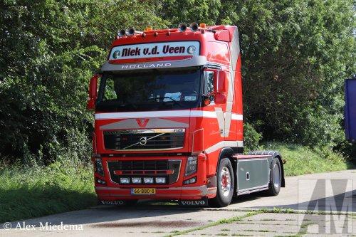 Volvo FH16 3rd gen, foto van Alex Miedema