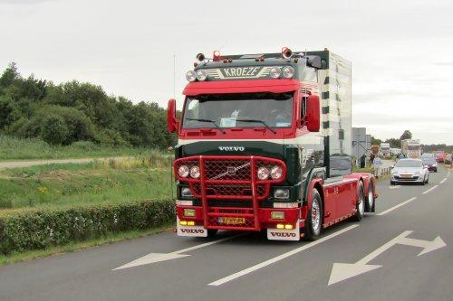 Volvo FH, foto van Lucas Ensing