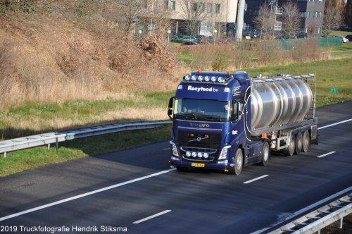 Volvo FH, foto van hendrik-stiksma