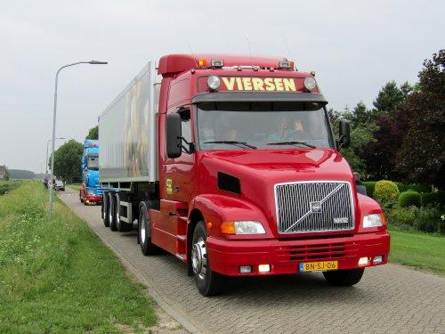 Volvo NH12, foto van Lucas Ensing