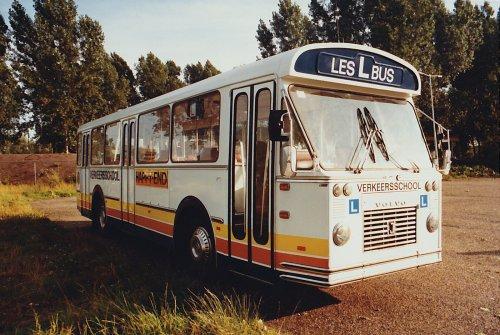 Volvo buschassis, foto van xrayjaco