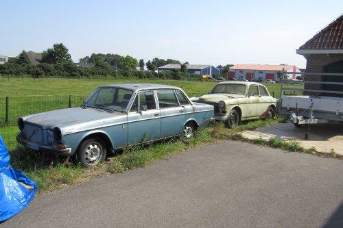Volvo onbekend/overig, foto van Lucas Ensing