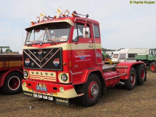 Volvo F89, foto van oldtimergek