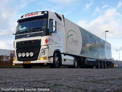 Volvo FH 4th gen, foto van hendrik-stiksma