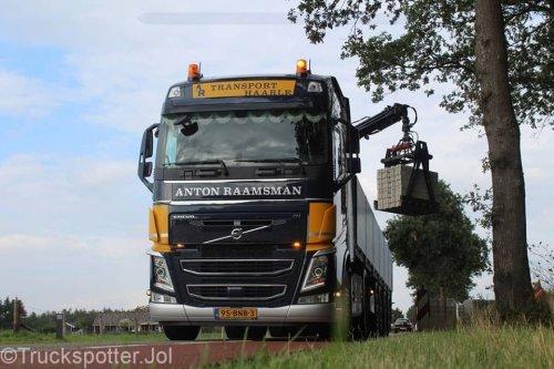 Volvo FH, foto van Truckspotter.jol