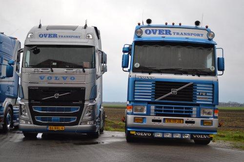 Volvo Meerdere, foto van coen-ensing