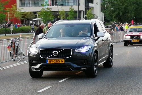 Volvo XC90, foto van Lucas Ensing