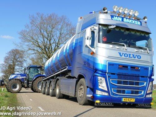 Volvo FH, foto van JohanNunspeetElspeet
