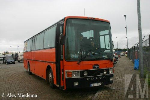 Volvo B10M, foto van Alex Miedema