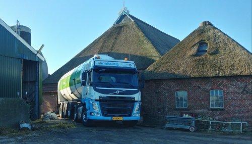Volvo FH, foto van Jan de Beer