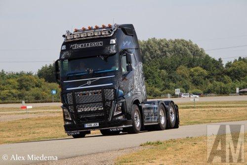 Volvo FH16 4th gen, foto van Alex Miedema