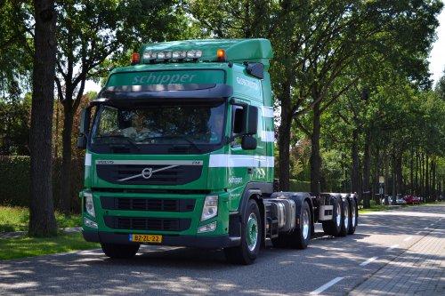 Volvo FM 3rd gen, foto van Lucas Ensing