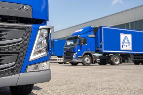 Volvo FM 4th gen, foto van Truckfan Nieuwsposter