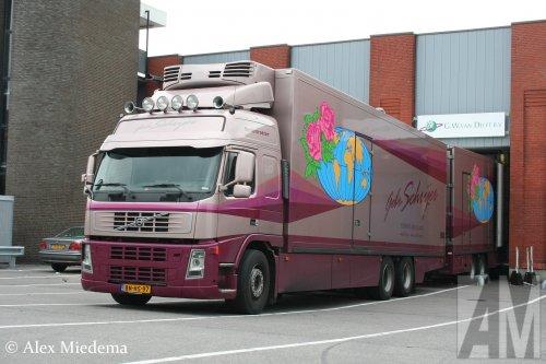 Volvo FM 2nd gen, foto van Alex Miedema