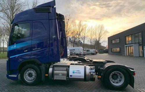 Volvo FH 4th gen, foto van Truckfan Nieuwsposter