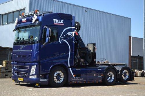 Volvo FH 4th gen, foto van coen-ensing