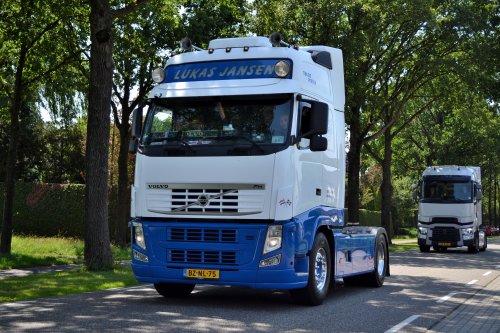 Volvo FH 3rd gen, foto van Lucas Ensing