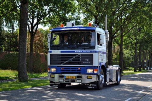 Volvo F10, foto van Lucas Ensing