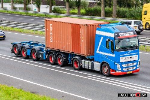 Volvo FH 4th gen, foto van xrayjaco
