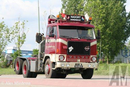 Volvo F88, foto van Alex Miedema