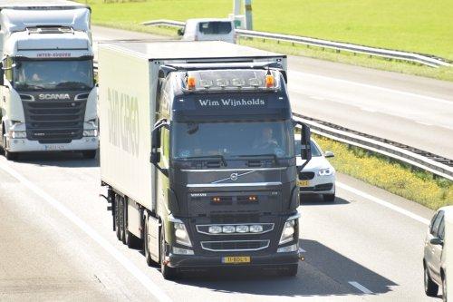 Volvo FH 4th gen, foto van William Hamstra