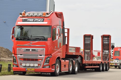 Volvo FH 4th gen, foto van William Hamstra